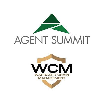Warranty Chain Management Logo and Agent Summit Logo