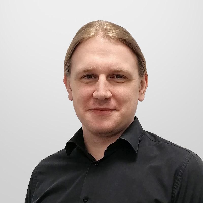 Wiktor Cholewa Headshot
