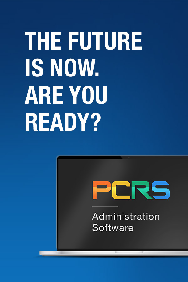 The Future is Now - PCRS Banner