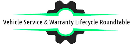 Vehicle Service and Warranty Lifecycle Roundtable Logo