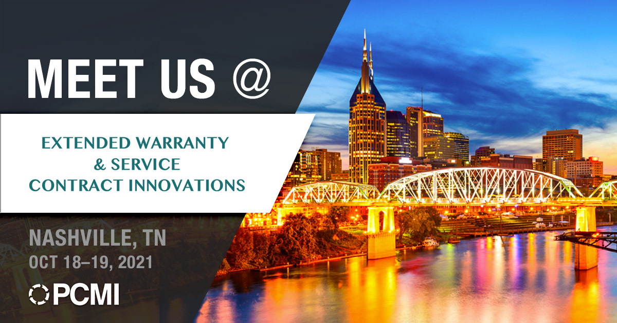 Meet with Us at the Extended Warranty and Service Contract Innovations