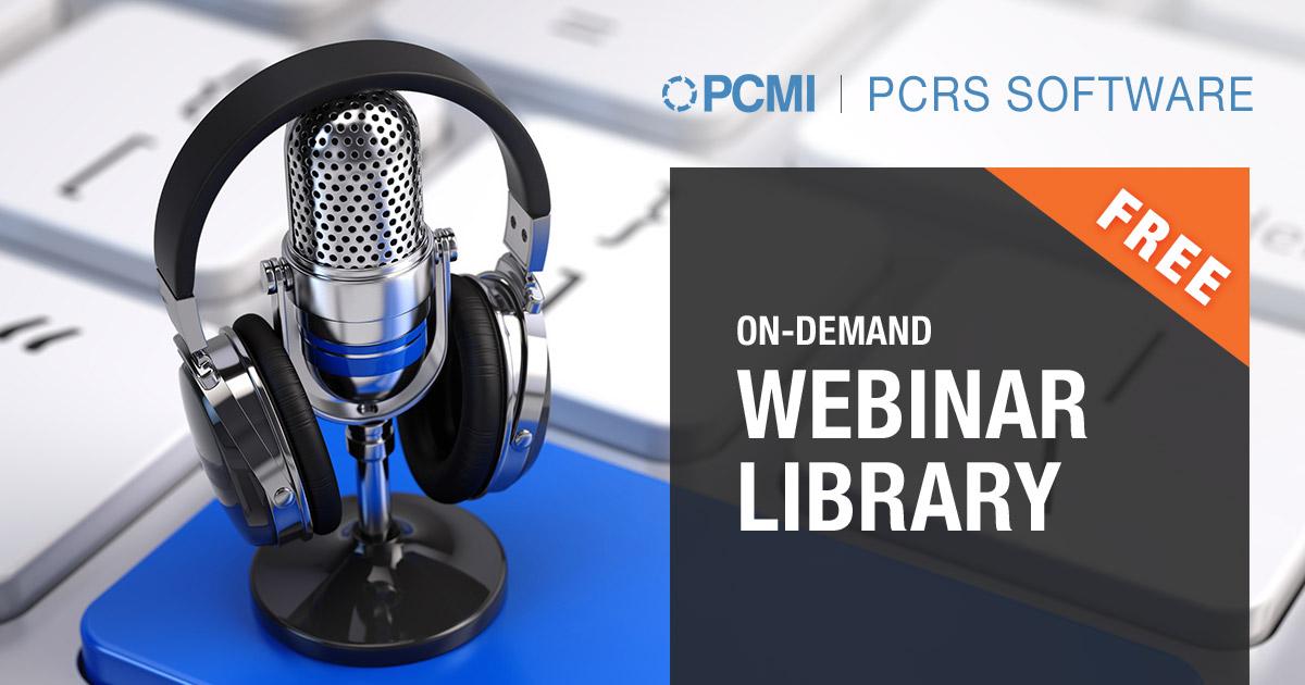 On-Demand Webinar Library