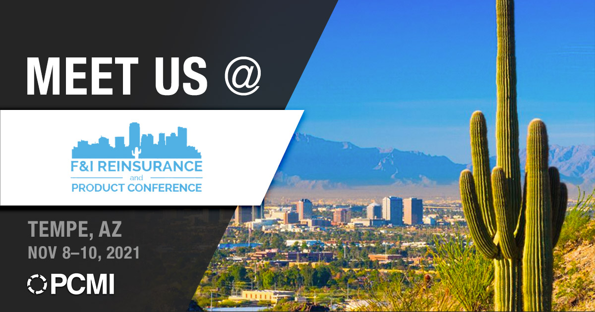 Meet With Us - F&I Reinsurance and Product Conference
