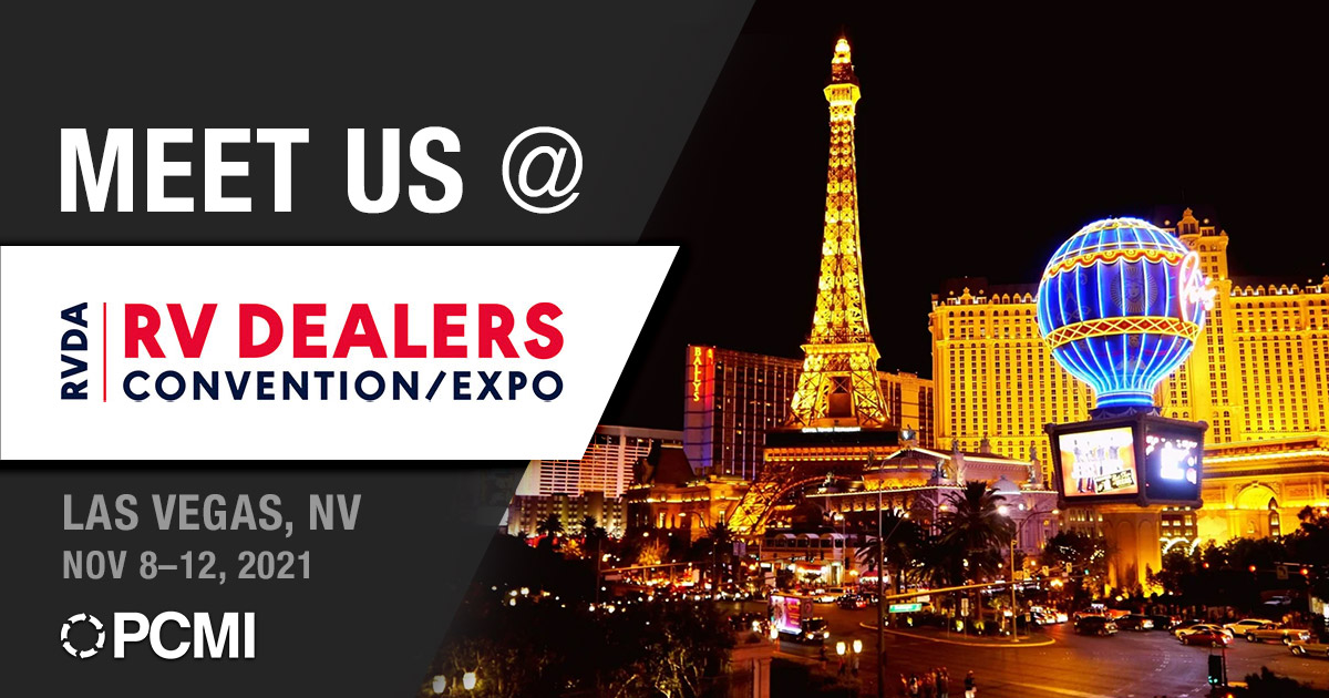 Meet Us - RVDA RV Dealers Convention Expo
